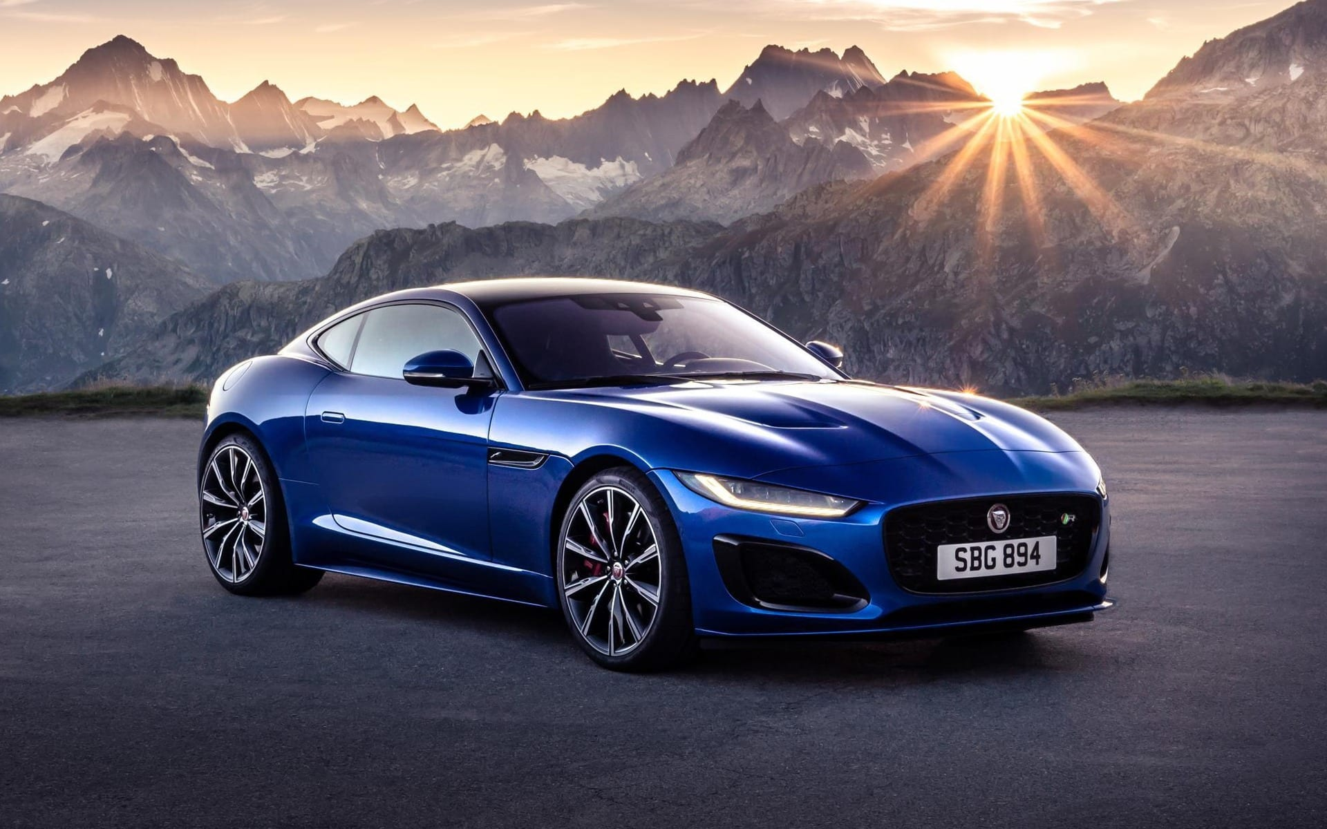 2021 Jaguar F Type