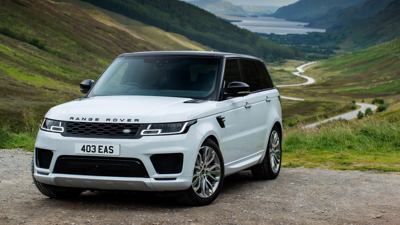2021 Range Rover Sport HSE PHEV