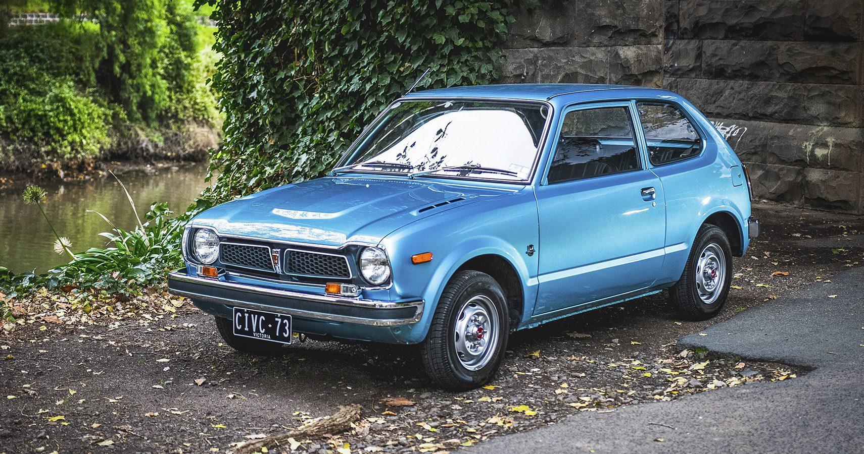1970's Honda Civic