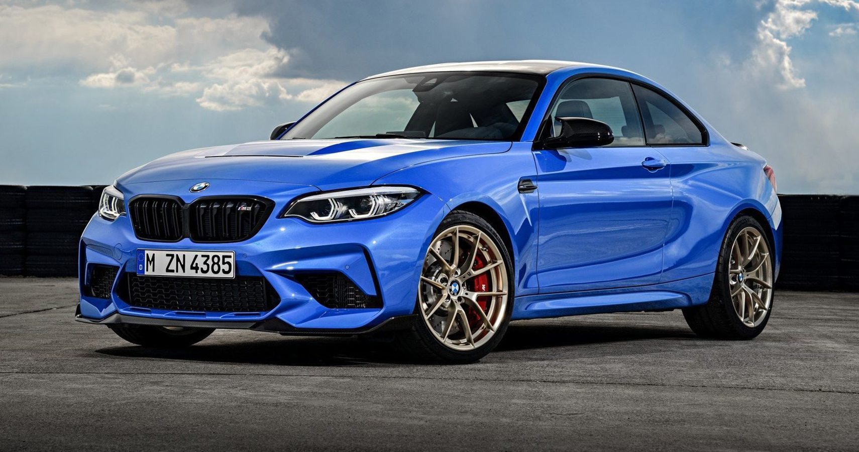2121 BMW M2 Competition