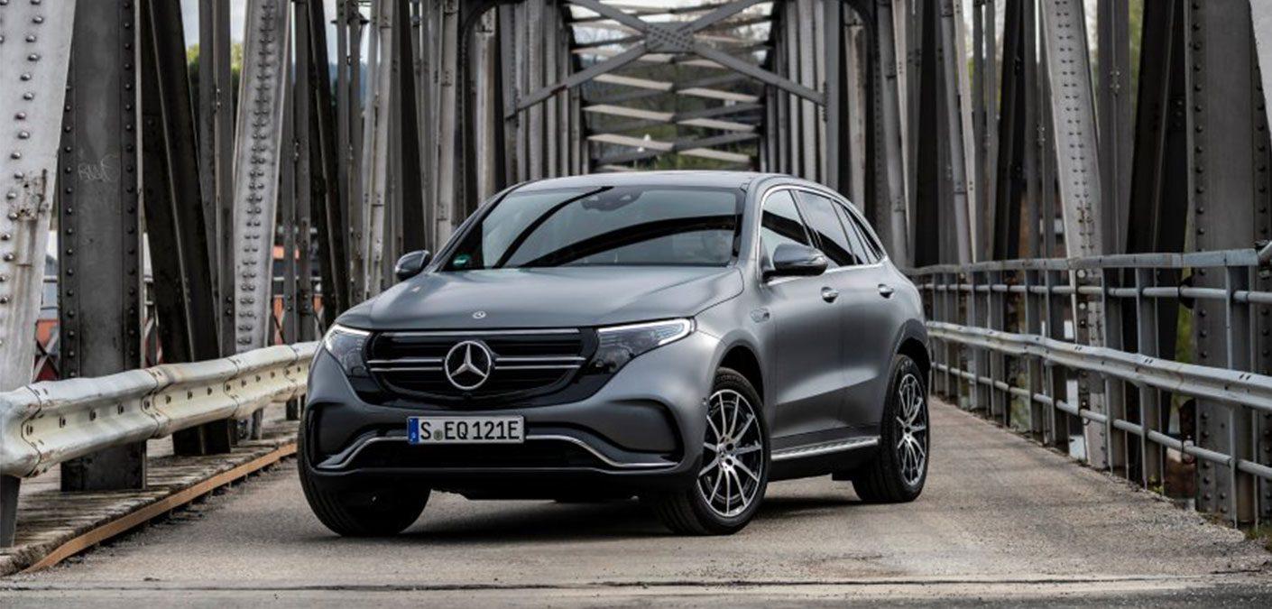 2021 Mercedes Benz EQC