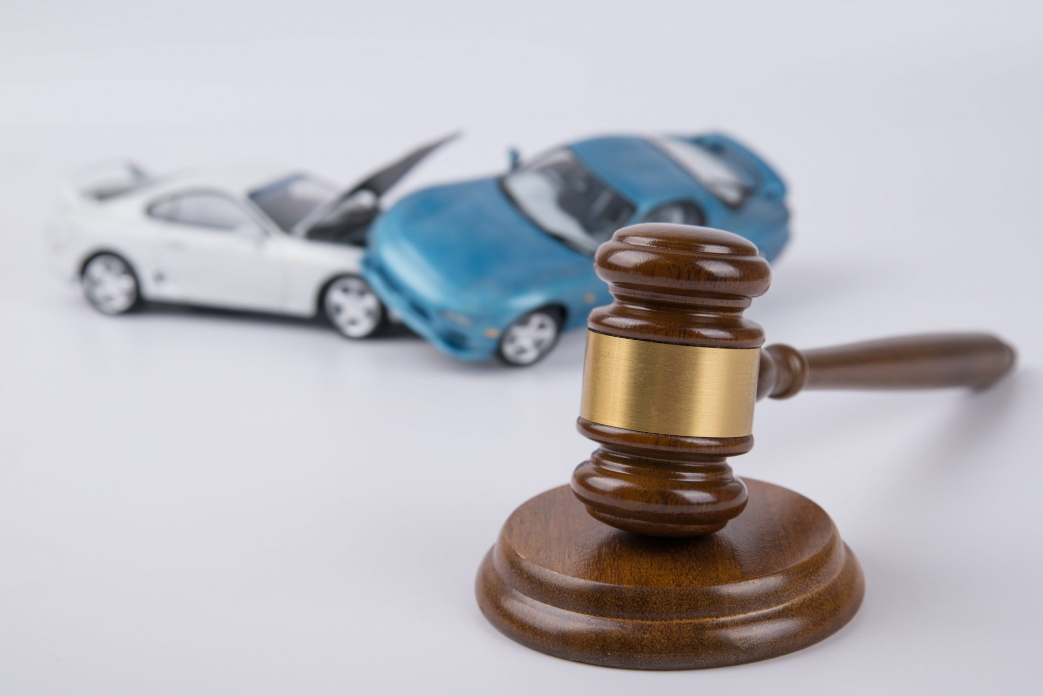 Car accident claims and settlements