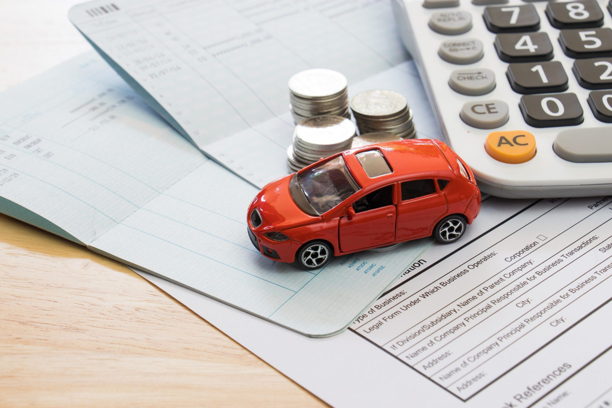 Car insurance bills