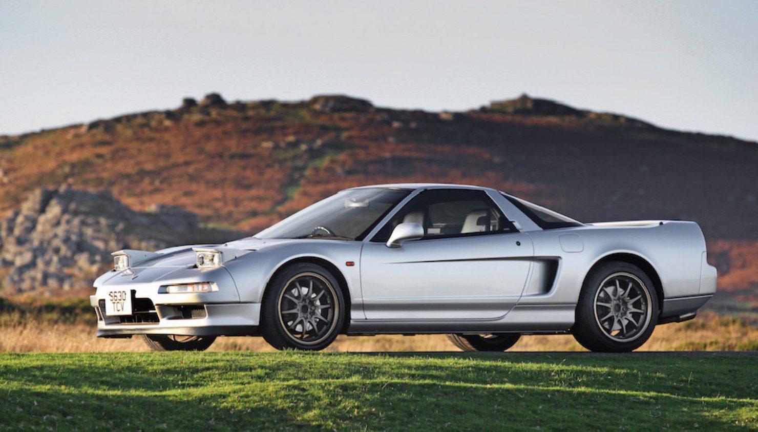 1997 Honda NSX Type S